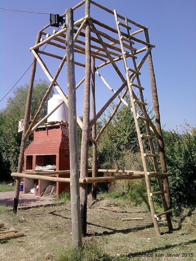 Como fabricar tanques de agua para rusticos agua for Fabricar estanque