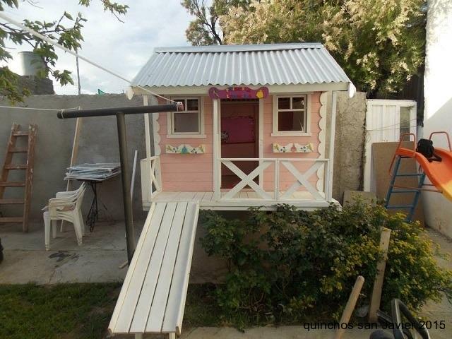 Casitas de madera para ni os casita infantil modelo - Modelos de casitas de madera para ninos ...