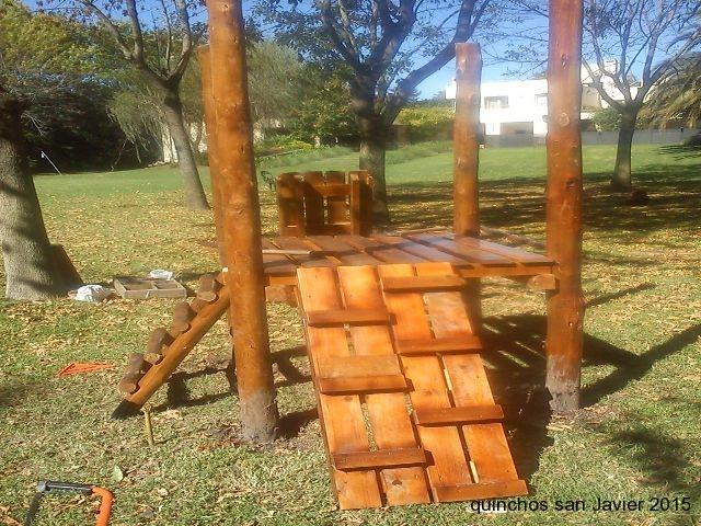 Mangrullo infantil juegos de plaza para niños - Quinchos San ...