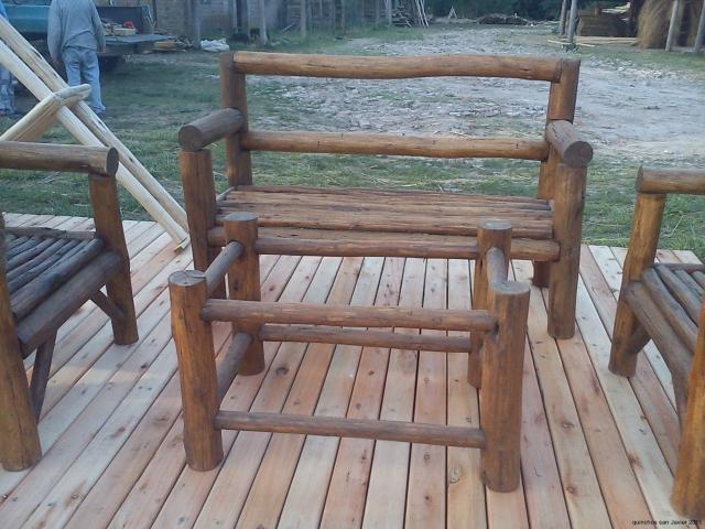 Muebles r sticos fabricamos muebles en madera artesanal for Campo semantico de muebles